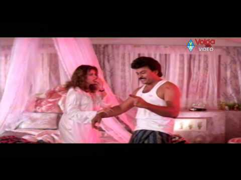 Gharana Mogudu Full Movie Part 11/13 - Chiranjeevi, Nagma, Vani Viswanath