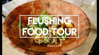 Food Tour - Flushing, New York (where to get the best asian food)