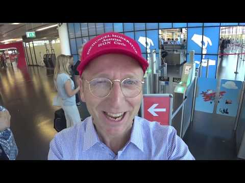 Austrian Airlines Business Lounge | Kompletter Priority Check-In Airport Wien | Der HON Circle