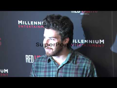 Jake Hoffman at 'Red Lights' New York Premiere at Sunshin...
