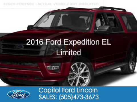 2016 ford expedition el - santa fe nm - youtube