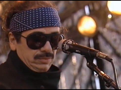 Santana The Healer