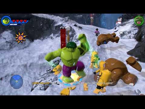 LEGO MARVEL Super Heroes 2 - Unlock URSA Major + Free Roam