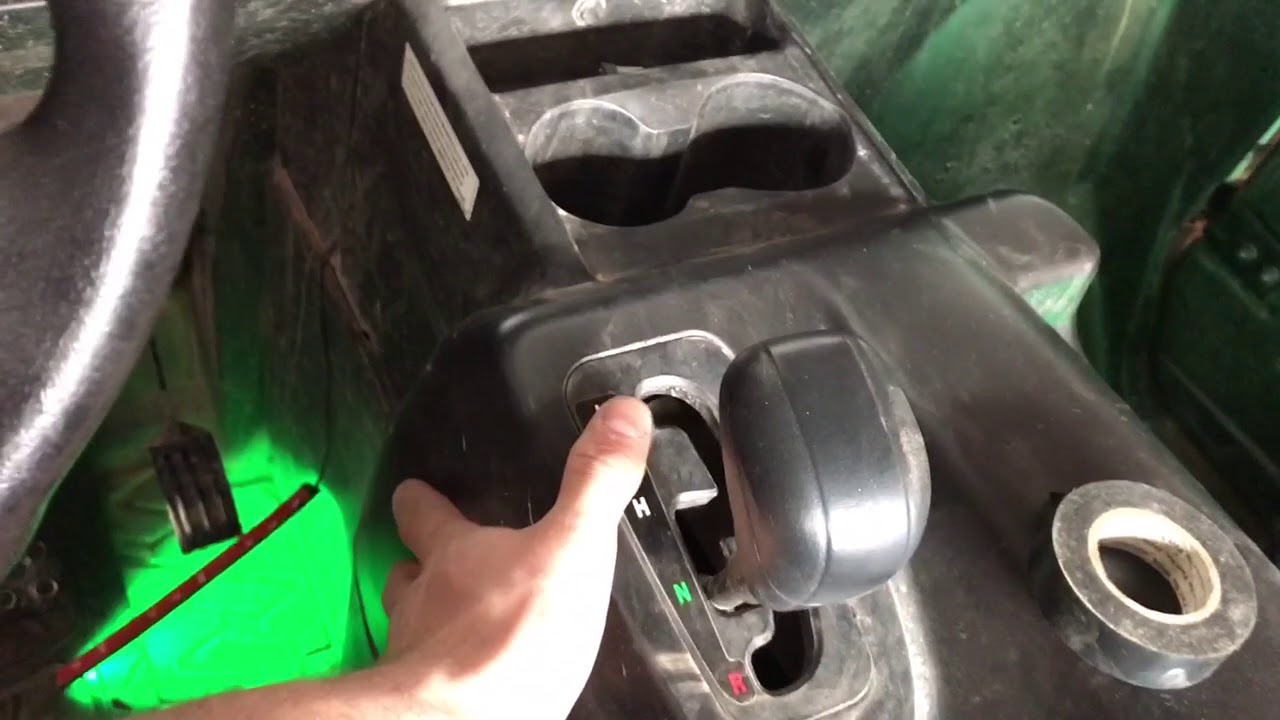 how to remove a kawasaki teryx center console [ 1280 x 720 Pixel ]