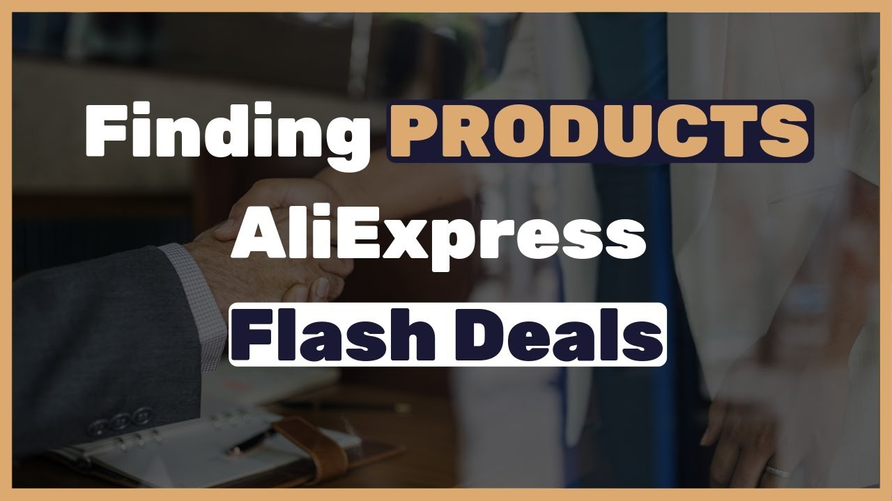 How to work right with the AliExpress flash deals and upcoming deals categories? (Special tip)