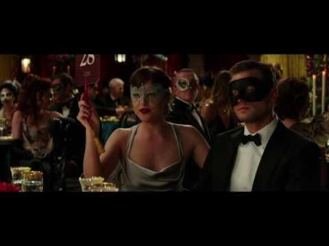 Jamie Dornan & Dakota Johnson - Auction Clip Fifty Shades Darker