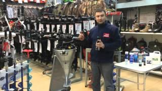 Консервация лодочного мотора(Видео-инструкция: как законсервировать лодочный мотор на зиму., 2015-11-08T20:16:40.000Z)
