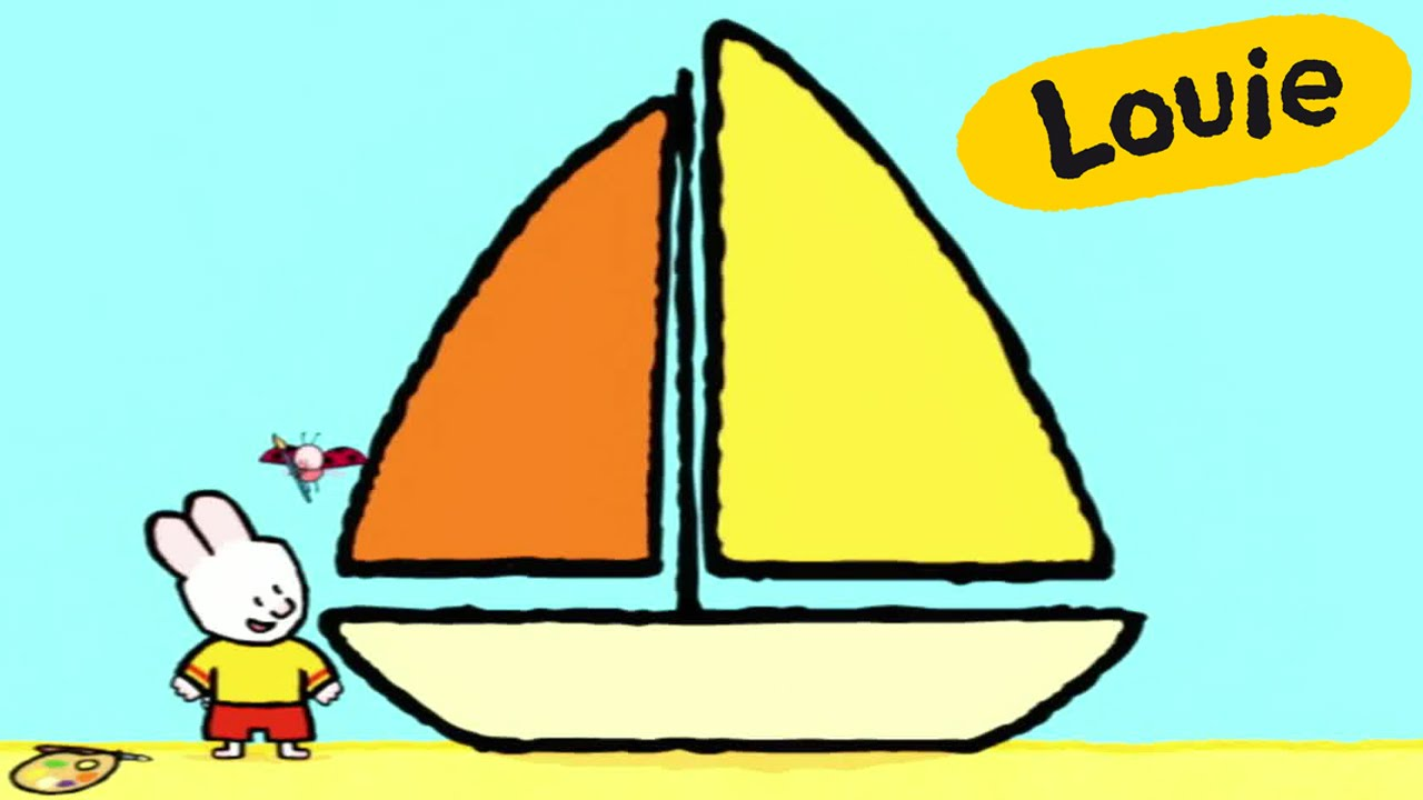 Boat - Louie draw me a...