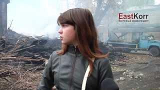 В Луганской области в пожаре погибли трое(, 2013-10-15T12:53:15.000Z)