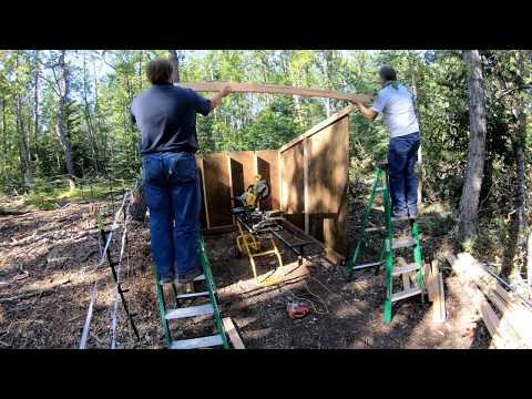 Alaska building  -  Pony Shelter
