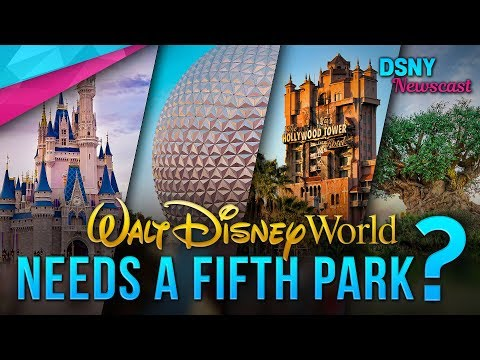 Q&A - Does WALT DISNEY WORLD Need A 5th Park? - Disney News - 3/27/18