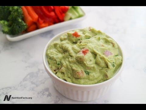 Recipe: Edamame Guacamole
