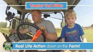 The Real Life World of Tractor Ted