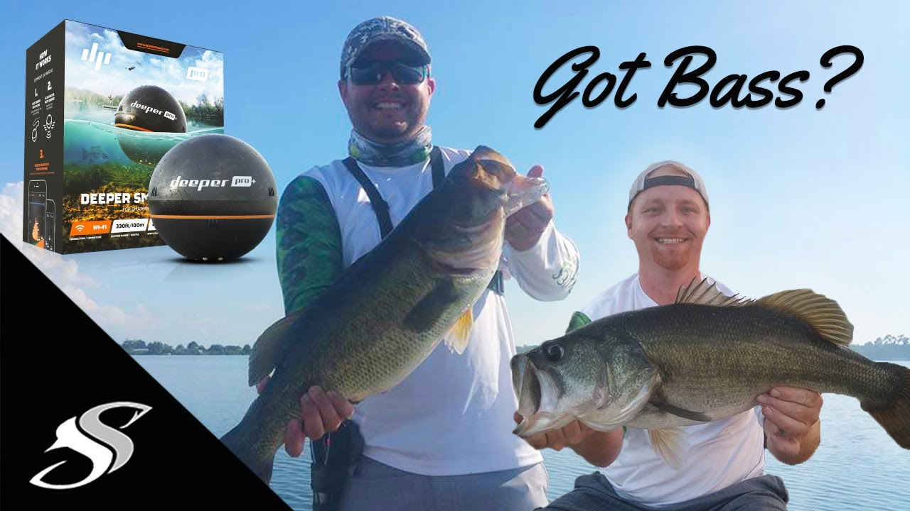 Deeper sonar pro plus helps us boat monster bass bass for Bass pro monster fish