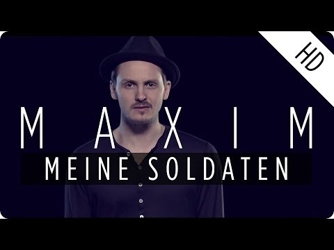 preview MAXIM - Meine Soldaten from youtube