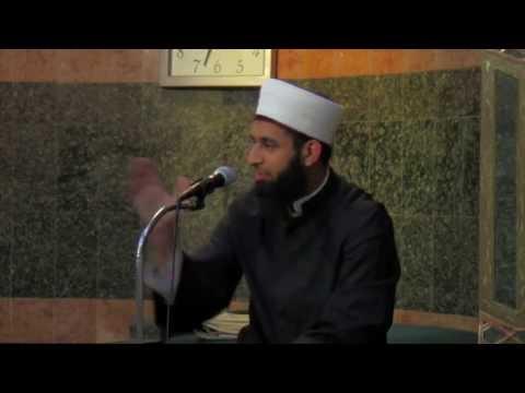 Imam Muhammad Asim Hussain - SOUTH AFRICA TOUR, DARUL ULOOM PRETORIA