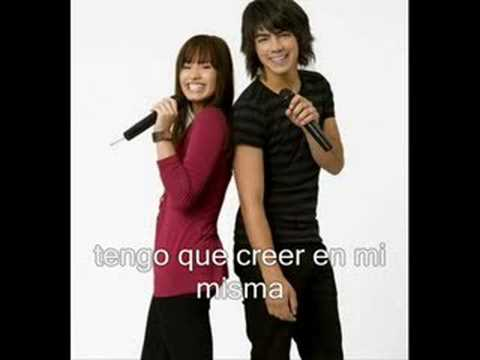 Camp Rock - This is me (Spanish)