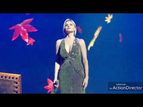 Концерт Ирины Круг в Зеленограде 5 января 2020. Часть первая
