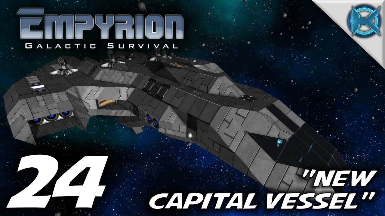 Empyrion galactic survival ep 24 new capital vessel lets play empyrion galactic survival ep 24 new capital vessel lets play gameplay alpha 2 s 7 youtube malvernweather Images