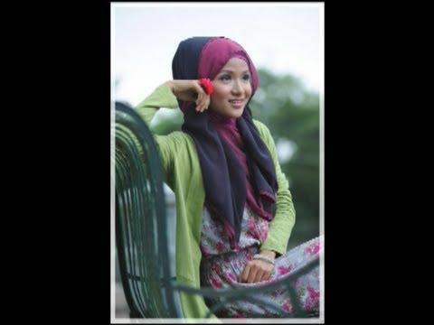Hana Square - Model Hijab [Tutorial]