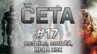 Četa - soutěž o Crysis 3, informace k Battlefield 4 a DLC Awakened