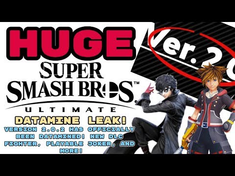 Smash Ultimate DLC - GameVideos