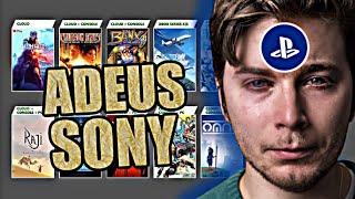 O GAME PASS me convenceu a VENDER o PlayStation 5!