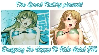 The Speed Factory presents: Designing the Happy To Ride Hard GTR (Need For Speed 2015)