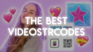 videostar qr codes transitions shakes special tranitions