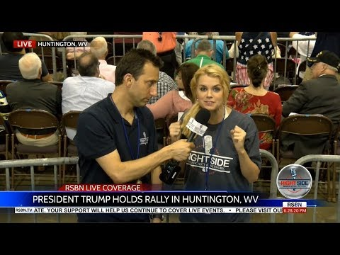 FULL EVENT: President Donald Trump EXPLOSIVE Rally in Huntington, WV 8/3/17