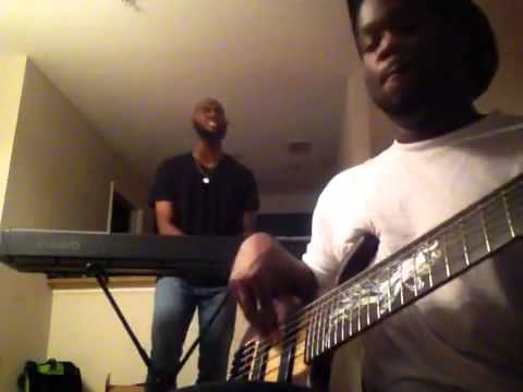 Here I stand by Usher (partial cover) and dancing.