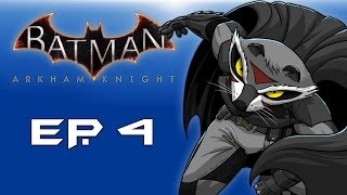 "Batman: Arkham Knight! ""Night Wing Team!"" (Episode 4) The Penguin!"