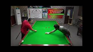 Gambar cover Snooker Coaching / Training! Long Pots with Pink positioning Practice By Arshad Qureshi