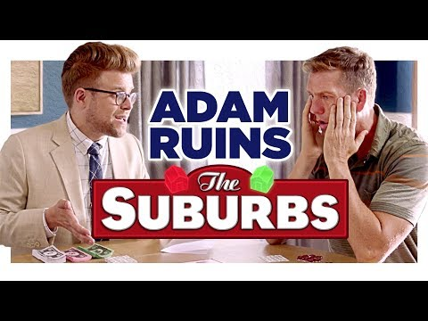 The Disturbing History of the Suburbs