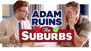 The Disturbing History of the Suburbs | Adam Ruins Everything
