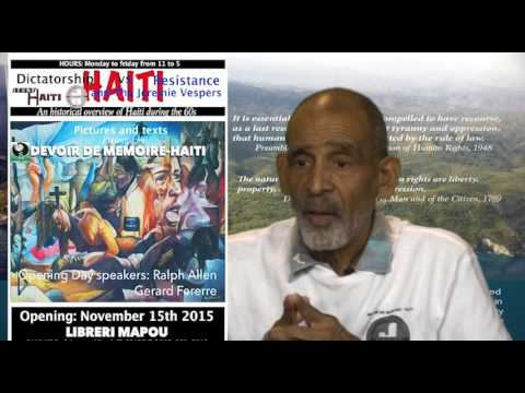 Little Haiti Magazine #126 Interview Ralph Allen - Miami Auto Show - Musiques & Meditations