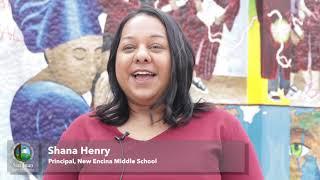 San Juan USD: New Principal – Encina Middle School