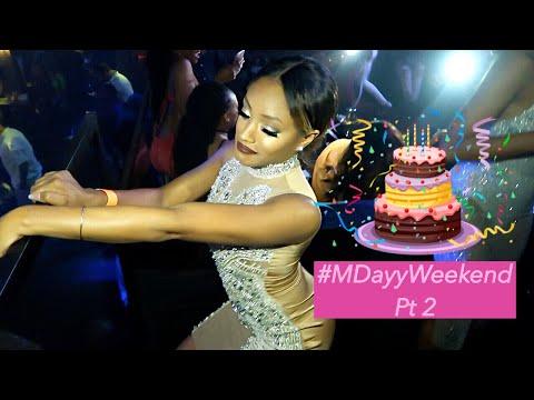 My LITTY 28th Birthday Bash!!- #MDayyWeekend pt 2