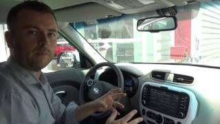 Les tutos de Berbi : Programmation de la clim' sur la Kia soul EV