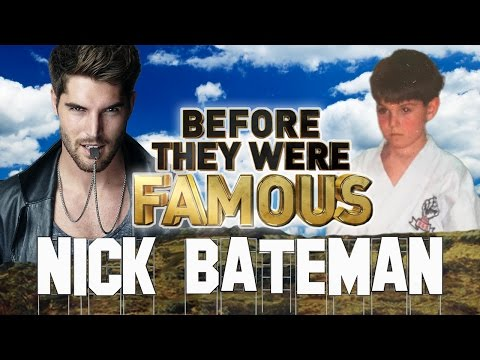 NICK BATEMAN  Before They Were Famous  Instagram Model