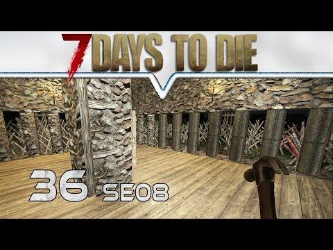 Zuschauertipps und nasser Beton ★ 7 DAYS TO DIE A15 #036 ★ Let's Play Deutsch / German Gameplay