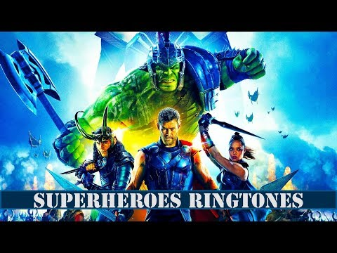 Top 5 Best Superheroes Ringtones 2018 [Download Link]
