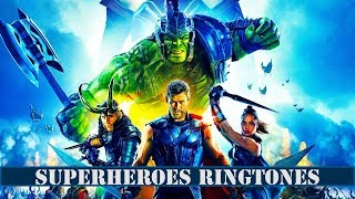Download Top 5 Best Superheroes Ringtones 2018 [Download Link] Mp3 and Videos