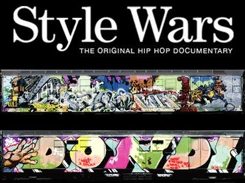 Download STYLE WARS Hip Hop Documentary 1 of 5 graffiti movie