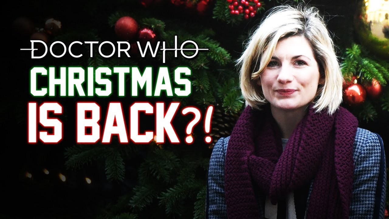 Dr Who Christmas Special 2019.Doctor Who 2019 Christmas Special