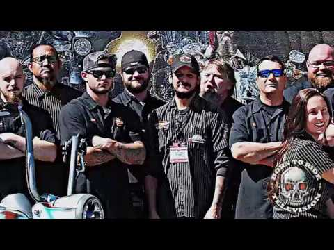 Born To Ride Episode 1104 - Florida Harley Group Biker Build off - Sam Swop Charity Ride