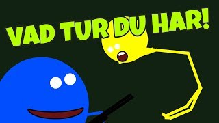 VAD TUR DU HAR! | Stick fight