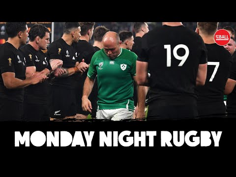 Keith Wood on Ireland's World Cup exit, the Andy Farrell era   Monday Night Rugby