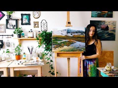 Lena Danya | Artist Intro / Channel Trailer
