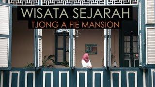 Vlog #4: Wisata Sejarah Ke Tjong A Fie Mansion